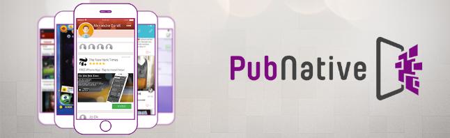PubNative - native mobile advertising platform