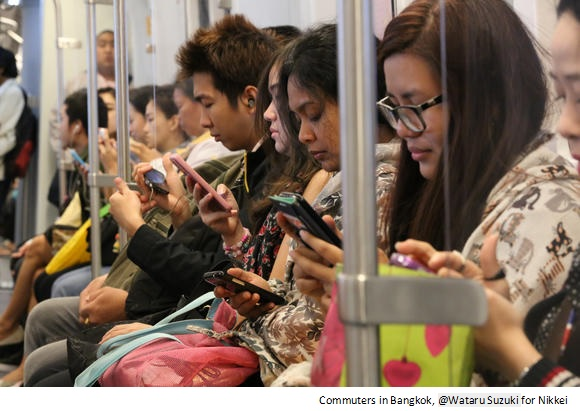 Asia digital advertising market is growing