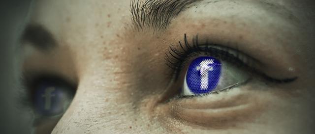 facebook live - eye