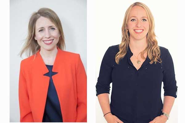 Alex and Sophia, IAB UK - Women in tech
