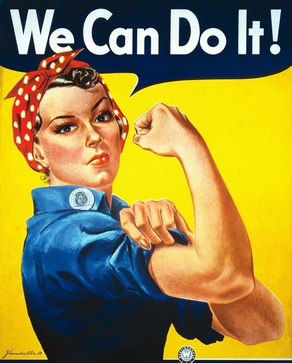 We can do it - Women in Tech
