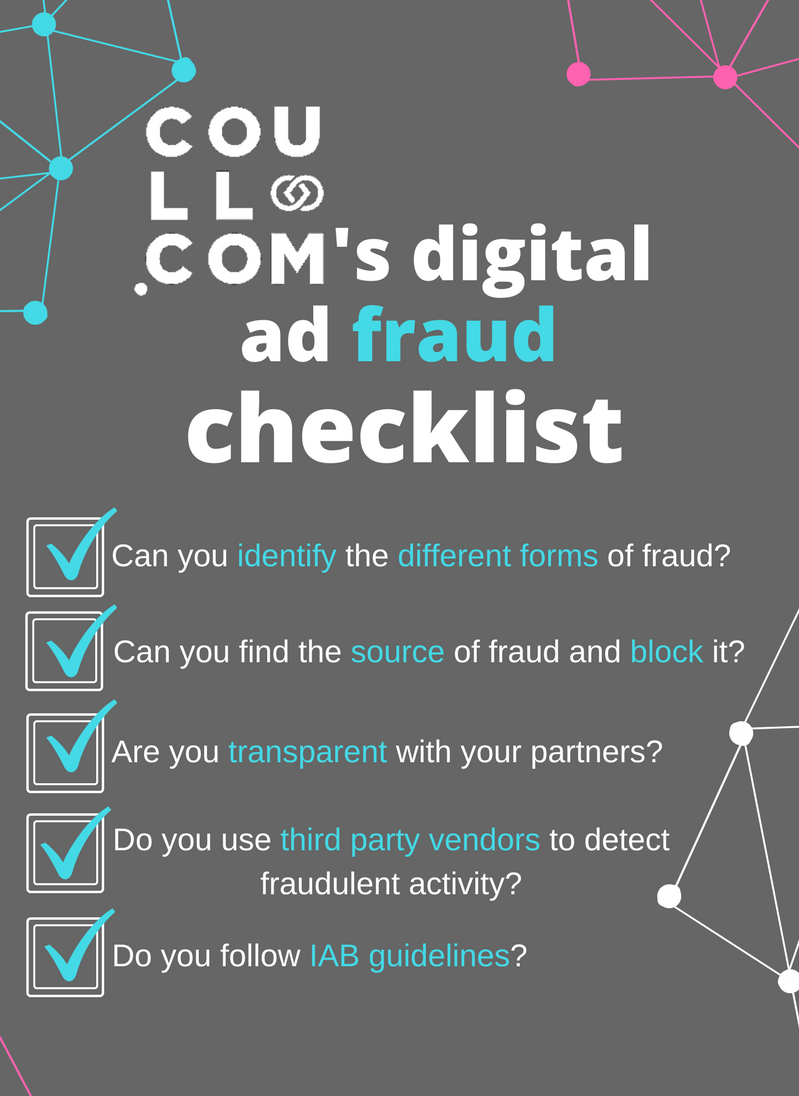 Coull ad fraud checklist