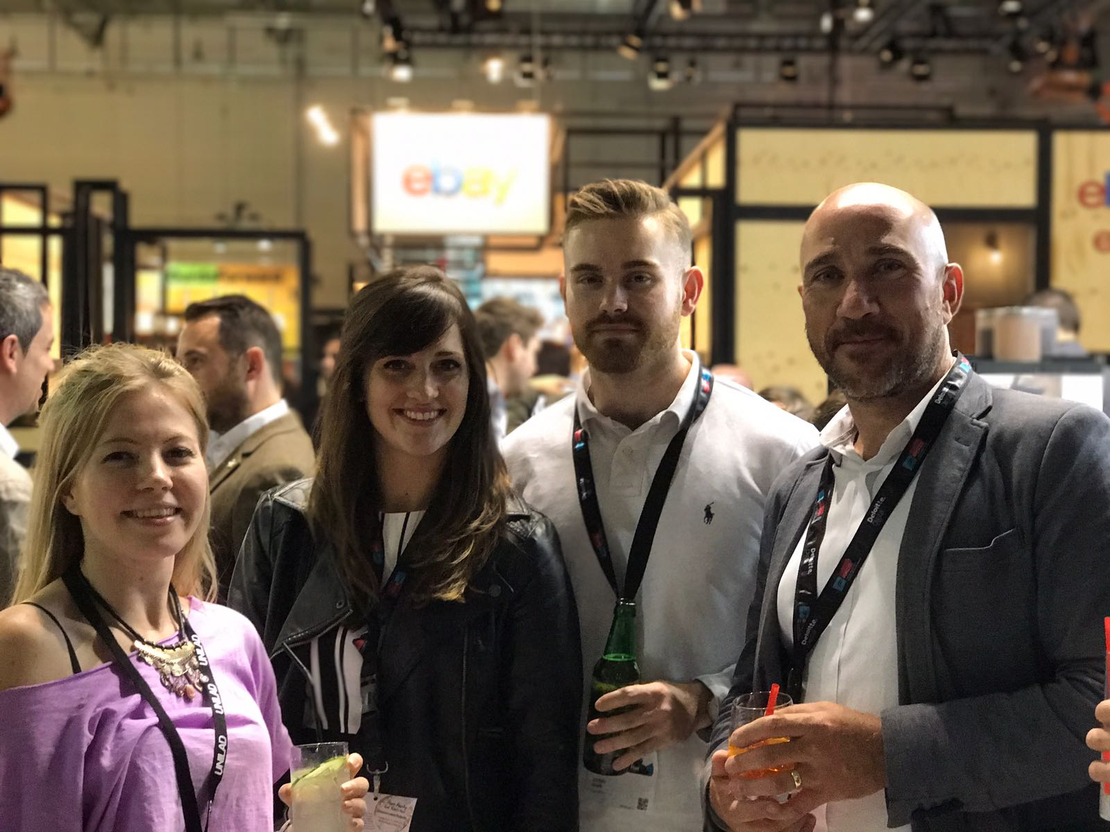 Coull at Dmexco 2017