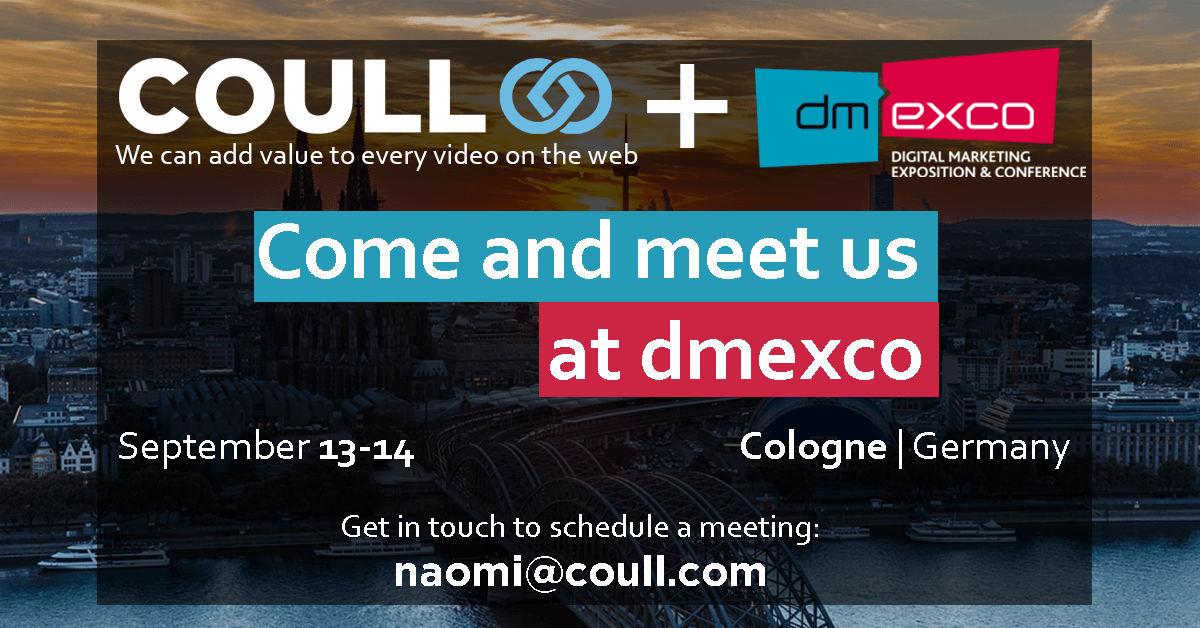 Coull are heading to Dmexco