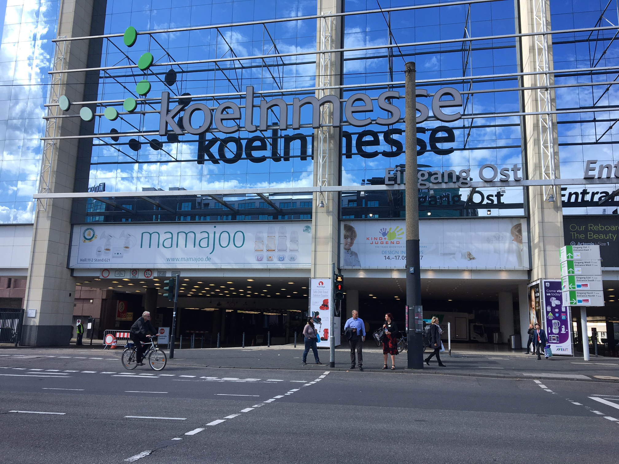 Koelnmesse, the venue for Dmexco