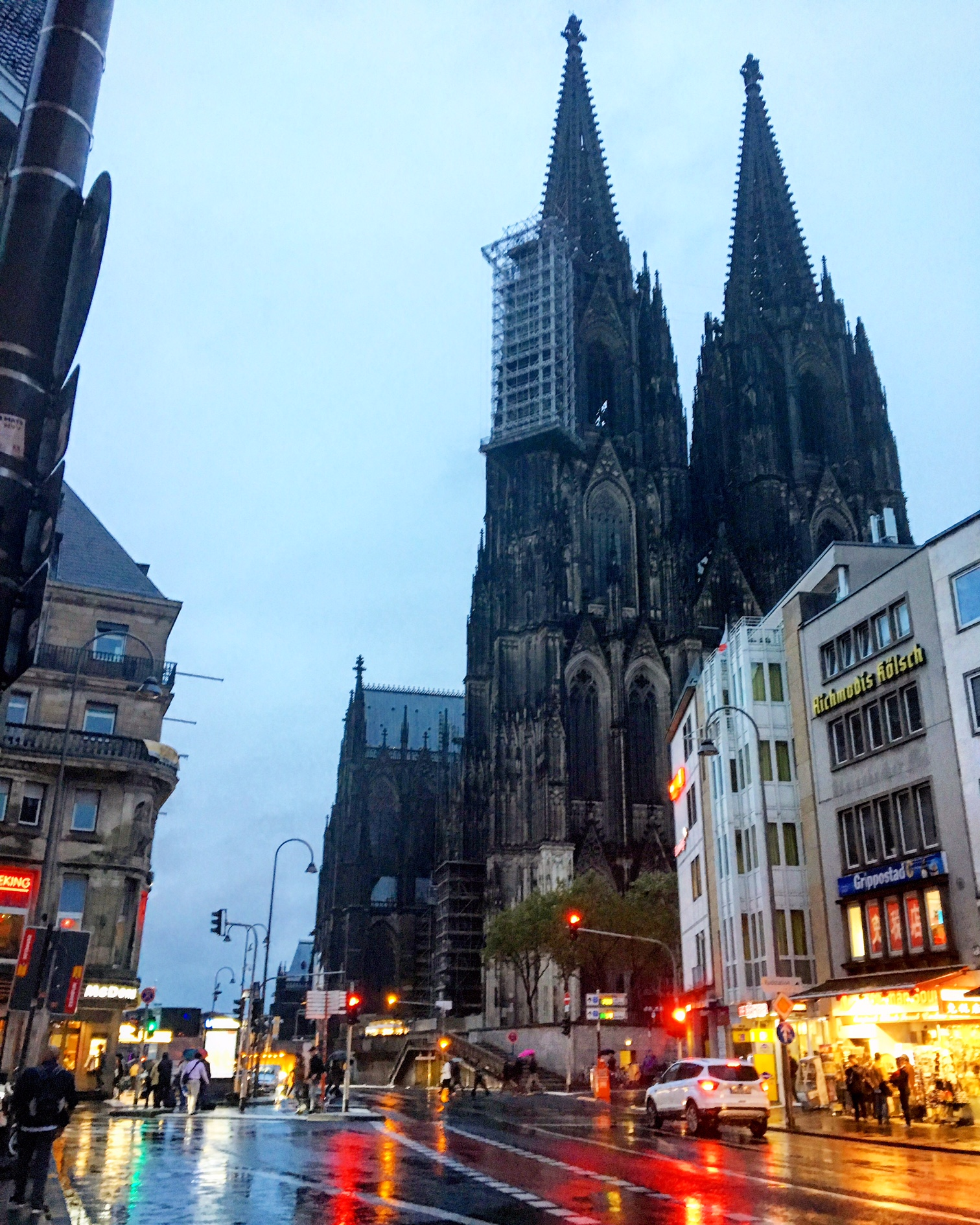 Cologne cathedral - Dmexco 2017