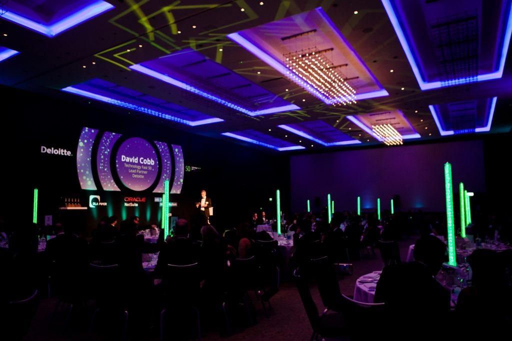 Deloitte Fast 50 awards 2017