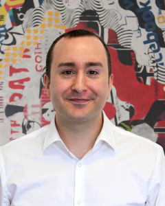 Jamie, Coull Sales Director