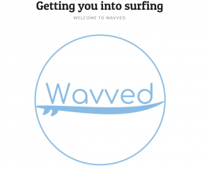 Mark's surfing business, Wavved