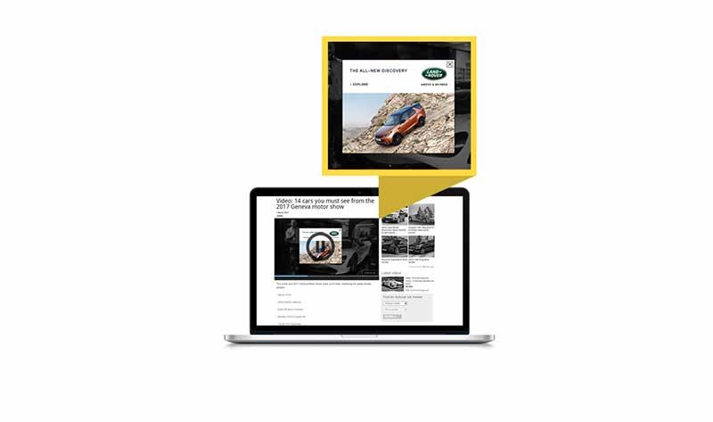 OverStream OnPause video ad format
