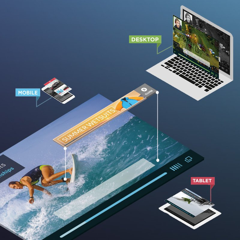 The OverStream Suite of video ad formats
