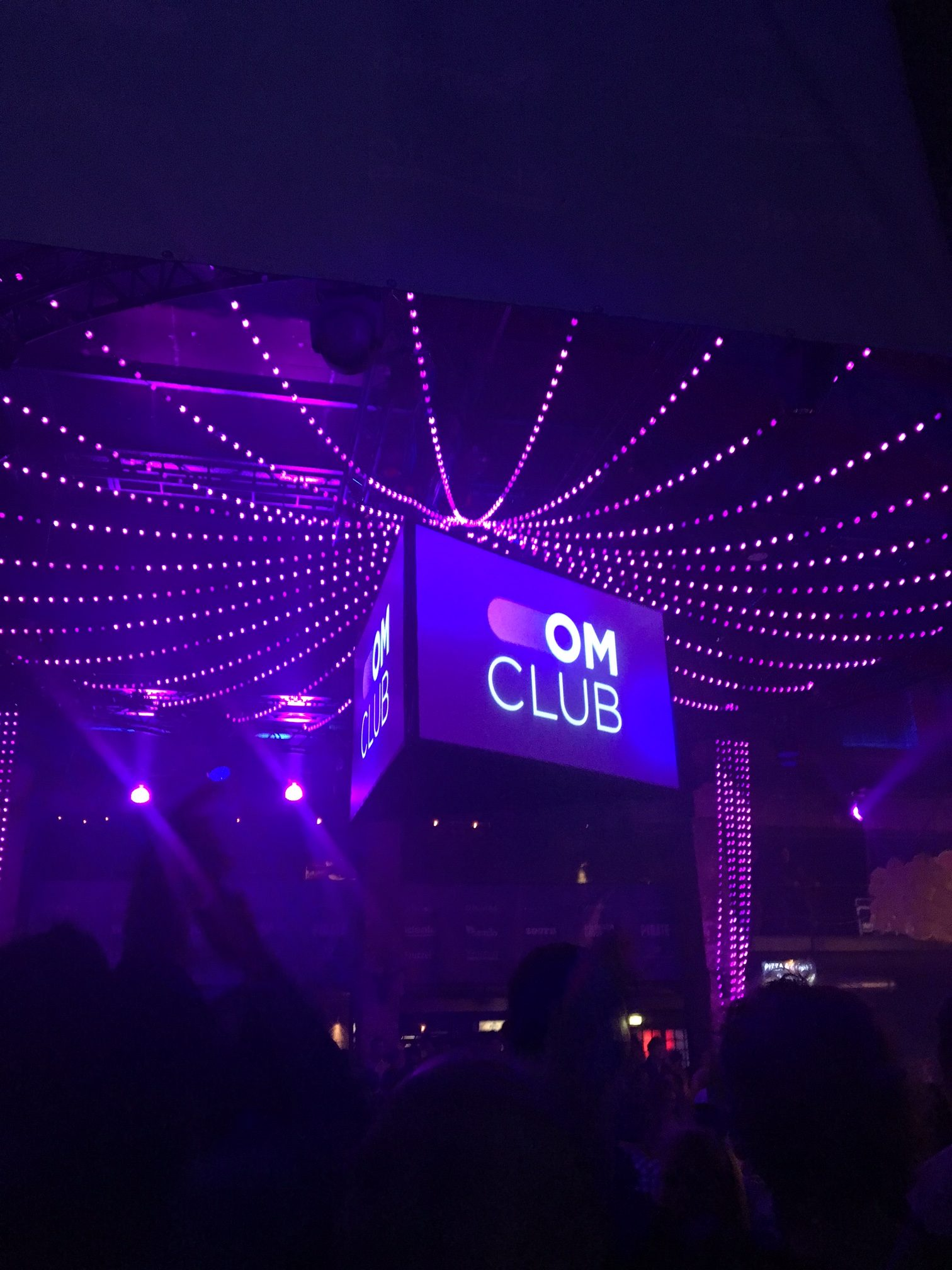 OM Club DMEXCO party